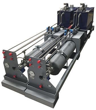 Home Kocsis Hydraulic Starting System